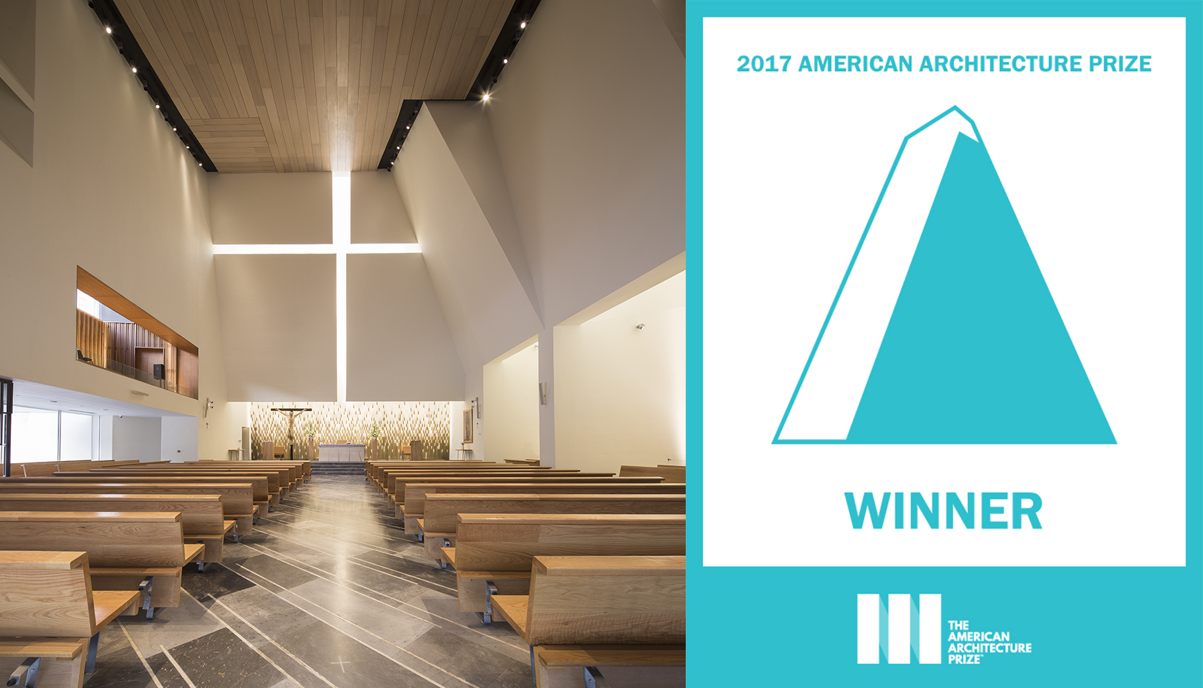 Winners of the American Architecture Prize 2017