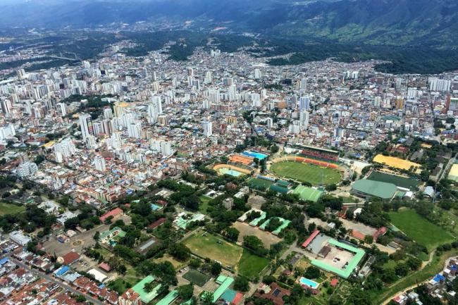 Bucaramanga's new metopolitan strategic plan