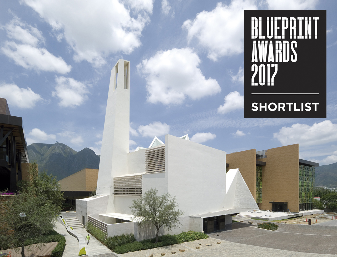 Shortlisted at Blueprint Awards 2017