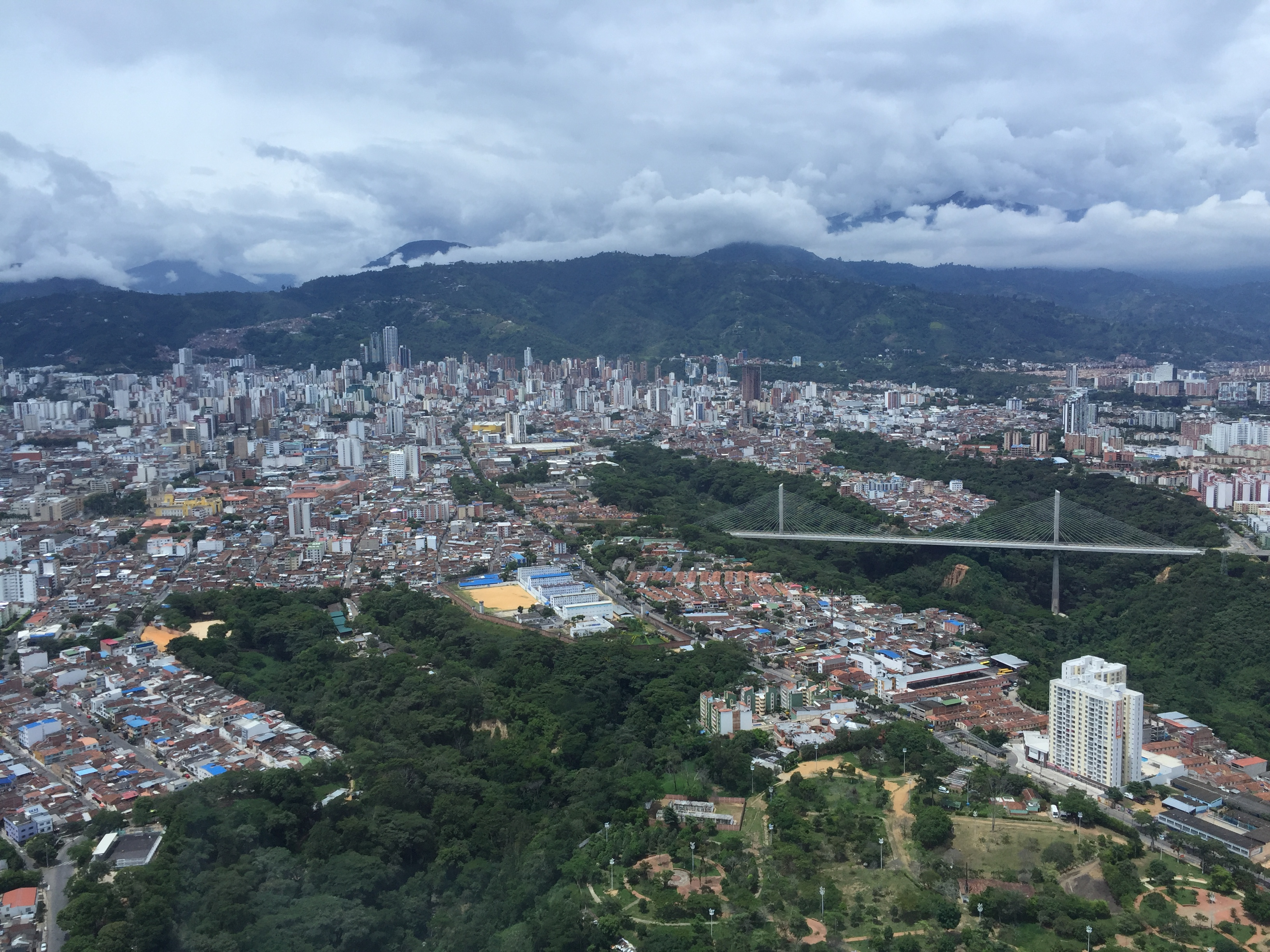 New plan for Bucaramanga